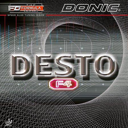 Borracha Donic Desto F4