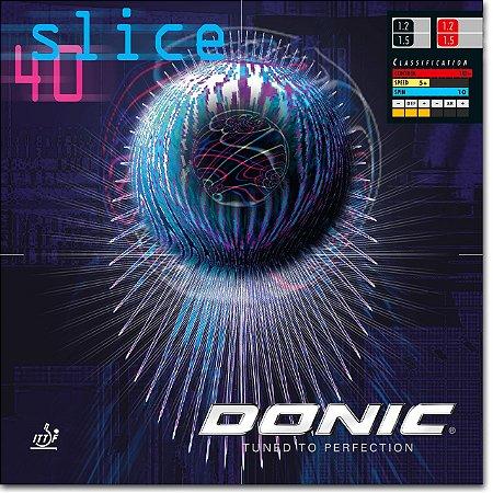 Borracha Donic Slice 40