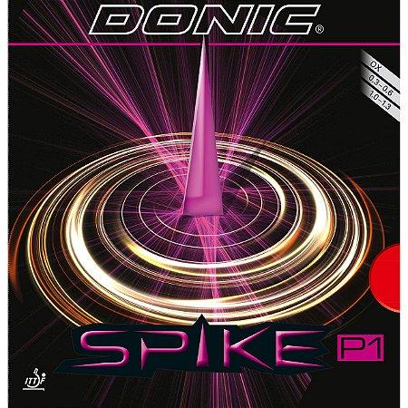Borracha Donic Spike P1 - pino longo