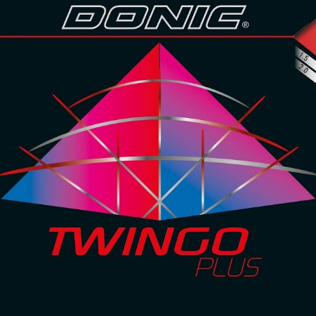 Borracha Donic Twingo Plus 2.0