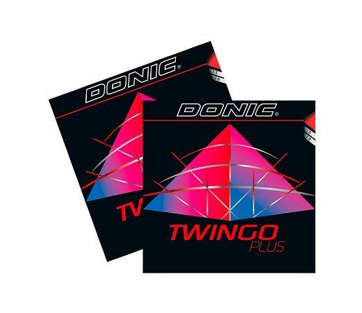 Kit 2 Borrachas Donic Twingo plus