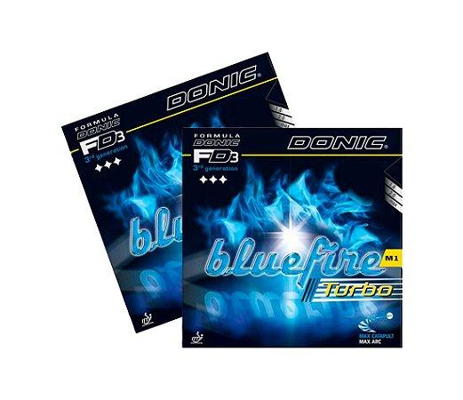 Kit 2 Borrachas Donic bluefire m1 turbo
