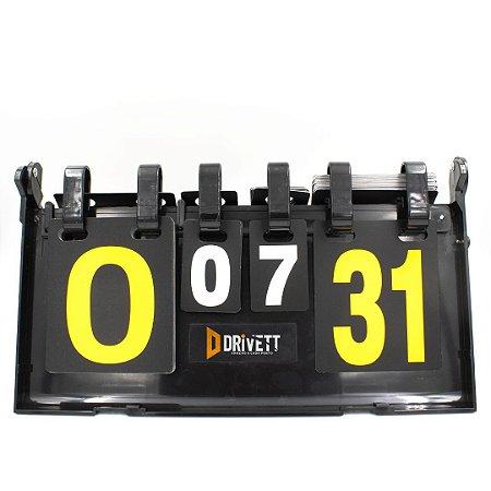 Placar Multiuso - DRIVETT