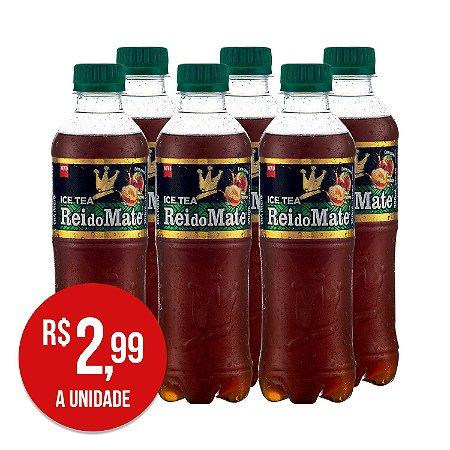 Ice Tea PÊSSEGO Pack com 6 Garrafas 350 ML