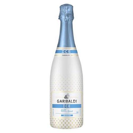 ESPUMANTE GARIBALDI ICE SEM ALCOOL 750ML