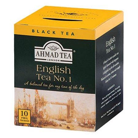 CHÁ EAU AHMAD ENGLISH TEA N 1 20 G