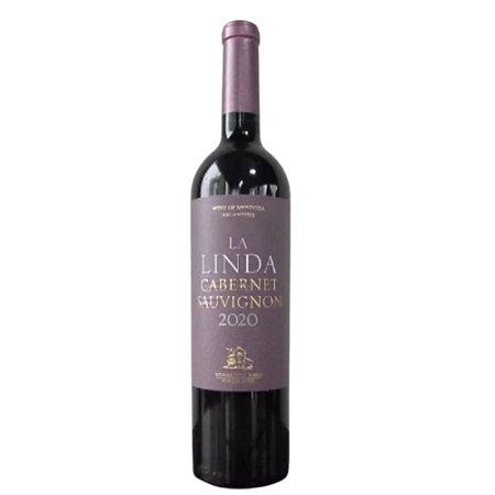 VINHO LA LINDA CABERNET SAUVIGNON 750ML
