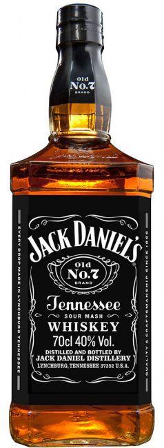 WHISKY JACK DANIEL´S 1L