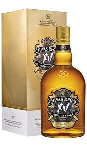 WHISKY CHIVAS 15 ANOS 750 ML