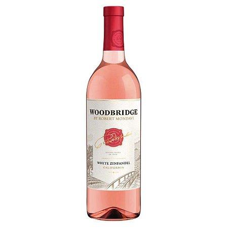 VINHO WOODBRIDGE WHITE ZINFANDEL 750ML