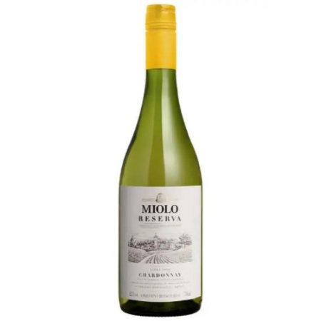 VINHO MIOLO RESERVA CHARDONNAY 750ML