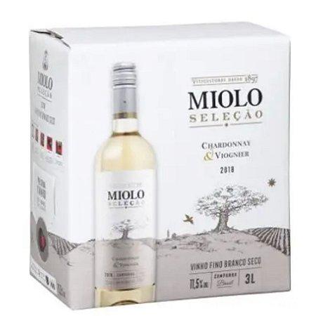 VINHO MIOLO BAG BRANCO 3 L