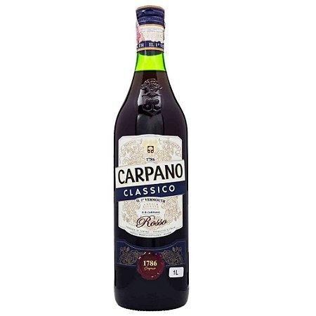 VERMUTE CARPANO CLASSICO 1L