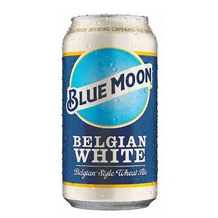 CERVEJA BLUE MOON BELGIAN WHITE 355 ML LATA