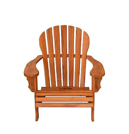 Cadeira Pavão Peroba Rosa