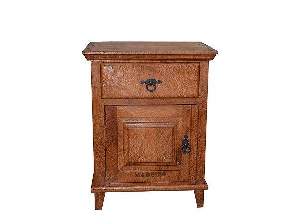 Mesa de Cabeceira uma Porta Almofadada