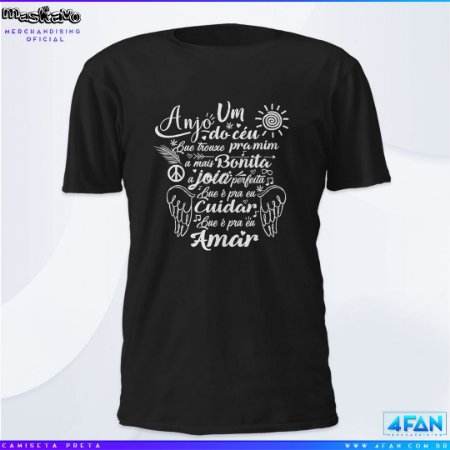 Camiseta Maskavo - Anjo do Céu