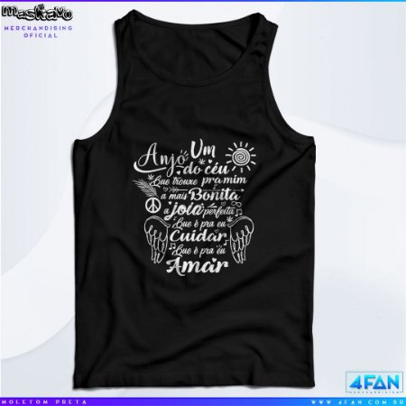 Camiseta Regata - Maskavo - Anjo do céu