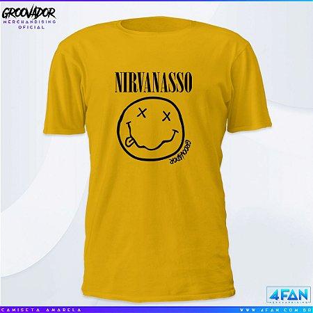 Camiseta - Junior Groovador - Nirvanasso