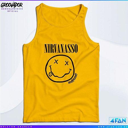 Camiseta Regata - Junior Groovador - Nirvanasso