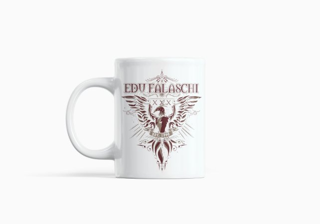 Edu Falaschi - Caneca - Phoenix