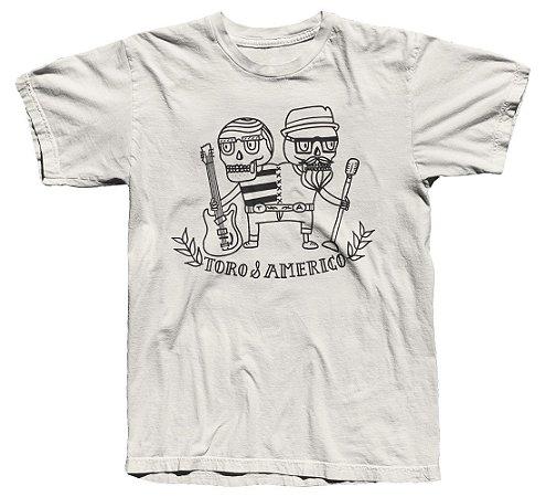 Toro e Americo - Camiseta