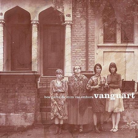 Vanguart - CD - Boa parte de mim vai embora