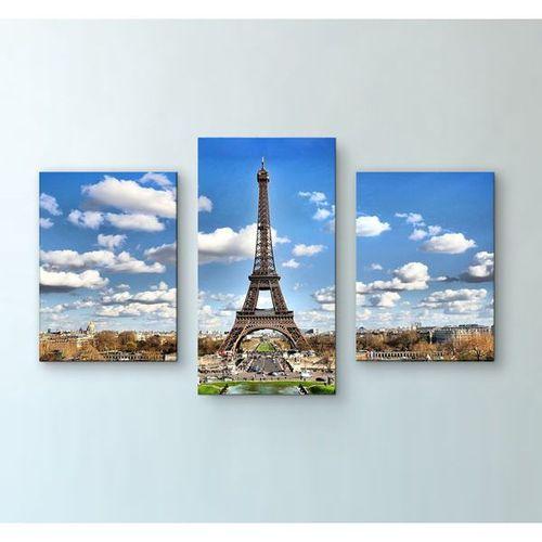 Quadro Canvas Decorativos - Paris