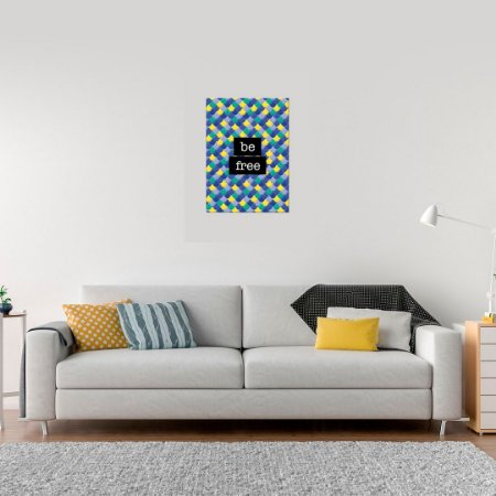 Quadro Canvas Decorativo