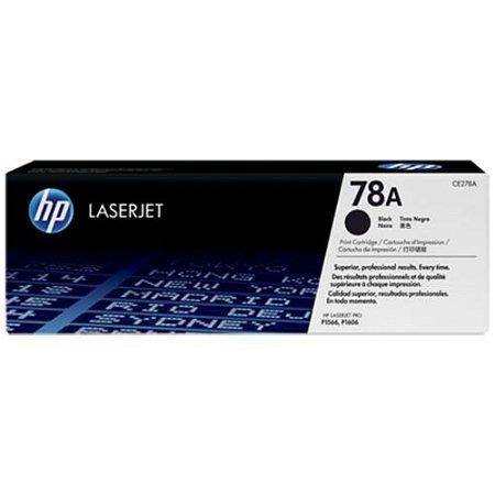 TONER HP CE278A 78A | P1566 P1606 P1606N P1606DN M1536 M1536DNF | ORIGINAL 1K