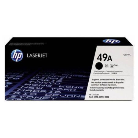 TONER HP Q5949A 49A | HP 1160 HP 1320 HP 3390 HP 3392 | ORIGINAL 2.5K