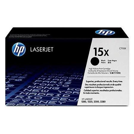 TONER HP C7115X 15X | 1000 1200 1200N 1200SE 1220 1220SE 3300 | ORIGINAL 3.5K