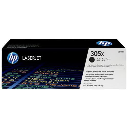 TONER HP CE410X 410X 305X CE410XB PRETO/BLACK | M451DW M451NW M451DN M475DN M475DW | ORIGINAL 4K