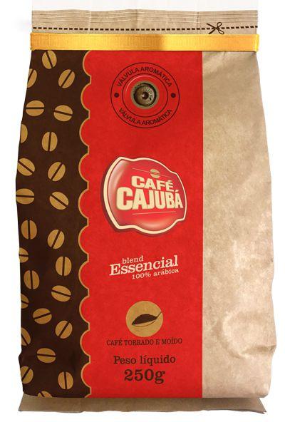 Café Cajubá Essencial Moído 250g
