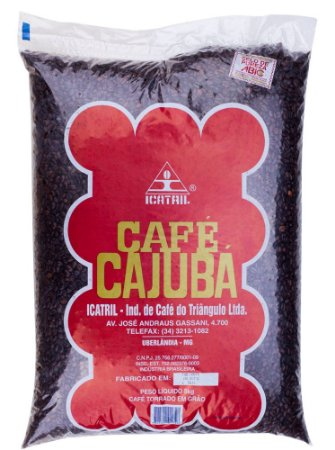 Café Cajubá Torrado 5Kg