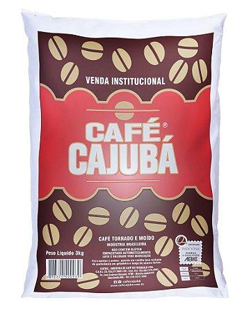Café Cajubá Institucional 3Kg