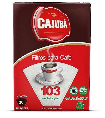 Filtro Polipropileno Cajubá 103 (30x1)