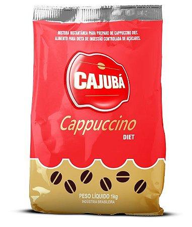 Cappuccino Cajubá Diet 1kg