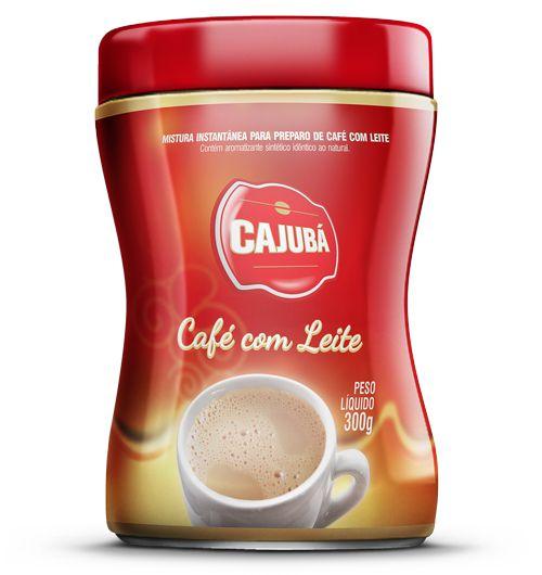 Café com Leite Cajubá 300g