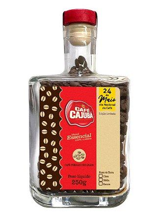 Café Cajubá Essencial Grãos 250g - Edição Limitada