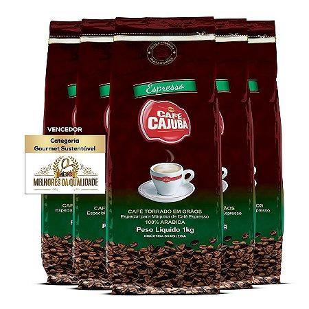Combo Espresso Cajubá