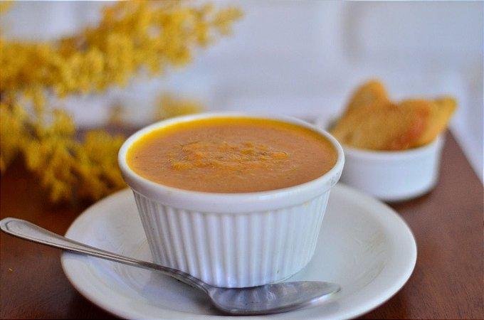 Sopa de Legumes Cremosa