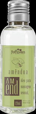 Amend - Óleo de Amêndoa para massagem 120 ml