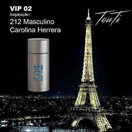 VIP 02 PERFUME MASCULINO