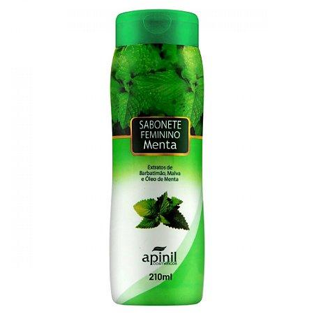 Sabonete Íntimo Aroma de Menta 210ml