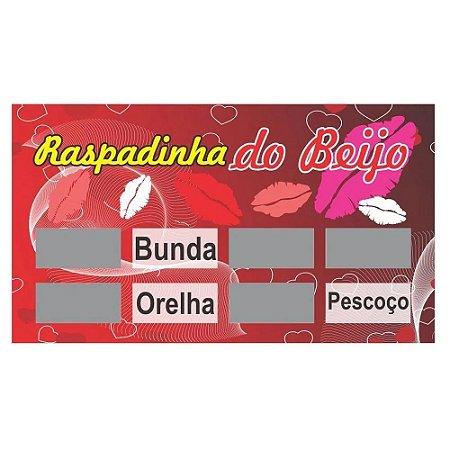 Raspadinha Do Beijo