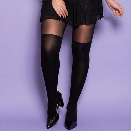Meia calça com desenho 3003