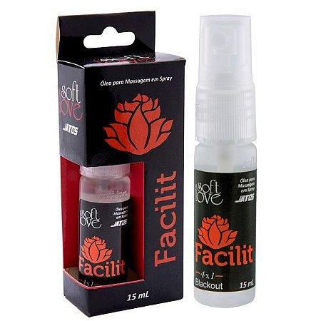 Facilit Blackout Hot 4X1 15ml