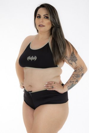 Fantasia Mini Bat Girl Plus Size