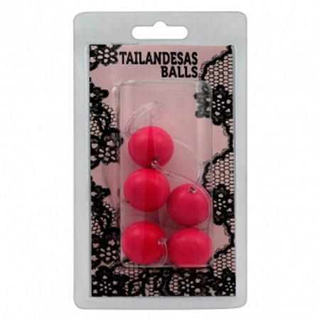 Bolas Tailandesas G 2,5 mm - Cores Sortidas